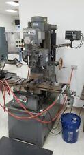New Listingsantec Lc 50rvs Vertical Milling Machine
