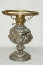 Alte Petroleumlampe Tischlampe Lampe Historismus Jugendstil Gründerzeit Lampen