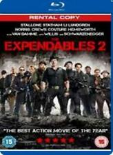 The Expendables 2 [Blu-ray].