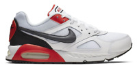 NIKE Air Max IVO Men's Trainers White/Red Size UK 7 US 8 *RefCRS39