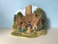 Lilliput Lane (L2809) THE VILLAGE GREEN (Scenic Treasures) With Box & Deeds