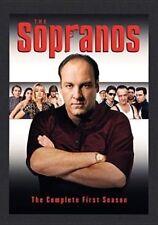 Sopranos Complete First Season 0026359927324 With Steve Van Zandt DVD Region 1