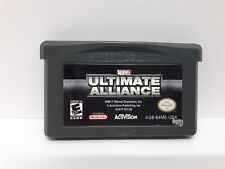 Marvel: Ultimate Alliance (Nintendo Game Boy Advance, 2006) NTSC