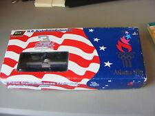 Dale Earnhart Olympic HO Train Set 1996 MIB