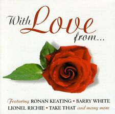 Various Artists - With Love From... (CD) (2012)