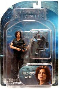Stargate Atlantis Dr. Elizabeth Weir Action Figure [FIeld Ops]