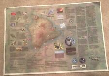 EVASION CHART, BIG ISLAND OF HAWAII, STARBASE