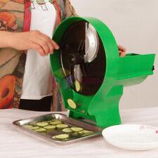 Commercial Lemon Food Fruit Slicer Home Use Fruit Vegetable Slicing Machine