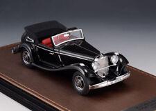 MERCEDES BENZ 290a 290 a Cabriolet 1936 Black 1/43 GLM 207301