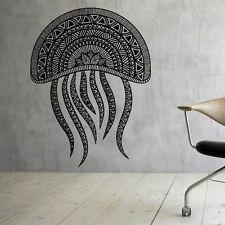 Jellyfish Sea Jelly Wall Decal Vinyl Sticker Animals Interior Art Decor (11jel)