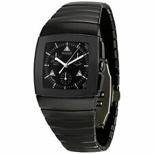 Rado R13764152 Men's Sintra Black Quartz Watch