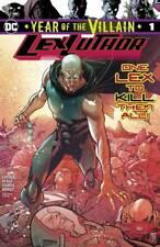 Lex Luthor Porky Pig Special 1A Oliver Variant NM 2018 Stock Image