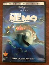 Finding Nemo (Dvd, 2003, 2-Disc, Collector's Edition)