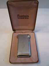 VINTAGE PARKER FLAMINAIRE LIGHTER IN THE BOX - UNKNOWN WORKING CONDITION - TUB A