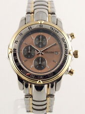 TIME FORCE CHRONOGRAPH 298 BY CHRONOTECH MEN'S WATCH
