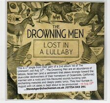 (EC214) The Drowning Men, Lost In A Lullaby - 2012 DJ CD