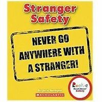 Stranger Safety [Rookie Read-About Safety] by Herrington, Lisa M , Paperback