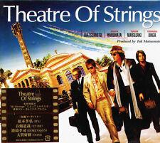 Tak Matsumoto Theatre Of Strings - Japan BOX CD NEW B'z