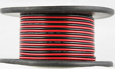 20 FEET 12 GAUGE RED/BLACK KALIBUR ZIP WIRE POWER SUPPLY CABLE