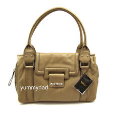 MIMCO BERKELEY (BERKLEY) MESSENGER LEATHER WORKER BAG TAUPE BNWT RRP$479