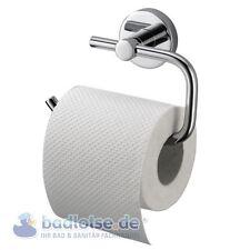 Klorollenhalter Messing G176: Landhaus Toilettenpapierhalter Holz Harmonische Farben