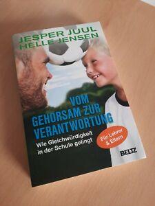 Buch Vom Gehorsam Zur Verantwortung  Jesper JUUL