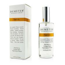 Demeter Demeter Tiger Lily Cologne Spray 120ml Womens Perfume