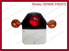 Royal ENFIELD Classic Number Plate Complete Rear