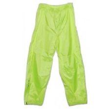 Pantalon  de pluie Moto / Scooter TRIUMPH - jaune fluo -   Taille XL - MFNS13071