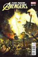 New Avengers #2 Bisley Kirby Monster Variant Marvel Comics Unread New