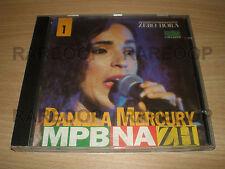 Daniela Mercury Mpb Na Zero Hora (CD, 1997) MADE IN BRAZIL
