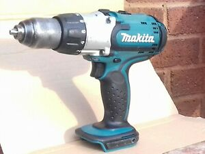 Makita 18v DHP451 3 Speed Combi Hammer Drill (body only)