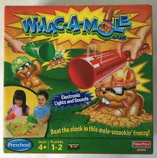 Fisher Price - Whac a Mole Game, Fully complete Including Instructions.