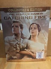 The Hunger Games: Catching Fire, Collectors Edition, Blu-ray & DVD