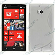 Housses Coque Etui Trans TPU S Silicone GEL Motif S S-line Vague Nokia Lumia 930