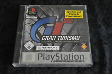 Gran Turismo Platinum Playstation 1 PS1 Geen Front Cover