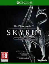 The Elder Scrolls V: Skyrim Special Edition (Xbox One) NO DISC, READ DESCRIPTION