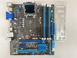 Asus B75M series mATX motherboard B75 microATX LGA 1155 USB3 2nd&3rd Intel Board