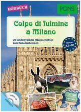 Italienisch für die Ohren - abwechslungsreiche Kurzgeschichten rund um Italien
