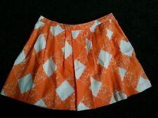 Boden Linen Flippy, Full Skirts for Women