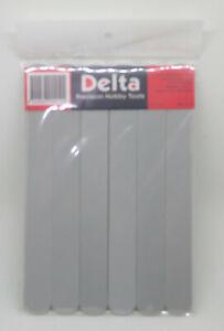 Delta  Flex Pads - Fine 240 Grit Grit Sanding Grades Assorted (6pcs)