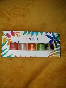 Tropic Skincare Lets Get Glowing Mini Serums BRAND NEW IN BOX