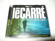 John Le Carre Call For The Dead (CD-Audio, 2009) excellent + condition
