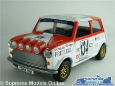 MORRIS AUSTIN MINI MODEL RALLY CAR 1:36 SIZE CSMA CORGI 05505 MANIA PROMOTION T3