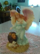 Seraphim Classics Angel by Roman Serena #74106 angel of peace Exc.Cond.