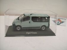 Opel Vivaro A Kleinbus, Lightgreen metallic, 2001, Opel-Dealer (Minichamps)1:43