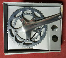 Guarnitura bici Shimano Ultegra FC-6600 53-39 t 172.5 10 v bike crankset speed
