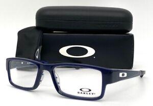 OAKLEY AIRDROP OX8046-0453 Blue Ice / Demo Lens 53mm Eyeglasses
