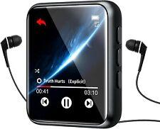 MP3 Lecteur Bluetooth 5.0 Ecran Tactile Audio Radio Vocal USB Hifi Sport