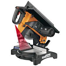 COMPA Kappsäge laser 1600W einphasig mobil Motor leise Orange 250